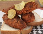 Red's 615 Kitchen, now open near Centennial Park, specializes in hot chicken. (Courtesy Red's 615 Kitchen)