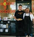 New Mexican Grill, Ralph Aranda