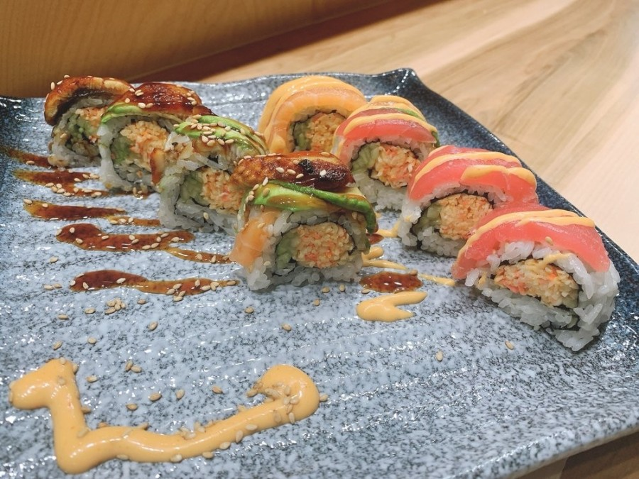 Shinme Sushi opened in late April in Chandler. (Courtesy Shinme Sushi)