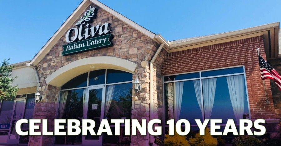 North Fort Worth fine dining restaurant Oliva Italian Eatery celebrated its 10-year anniversary June 1. (Ian Pribanic/Community Impact Newspaper)