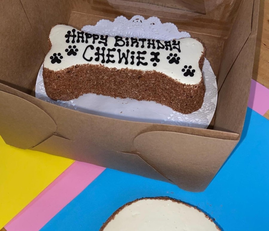 Three Dog Bakery is now open at 5810 Long Prairie Road, Ste. 600, in Flower Mound. (Courtesy Three Dog Bakery)