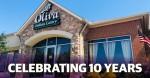 North Fort Worth fine dining restaurant Oliva Italian Eatery celebrated its 10-year anniversary June 1. (Ian Pribanic/Community Impact Newspaper)