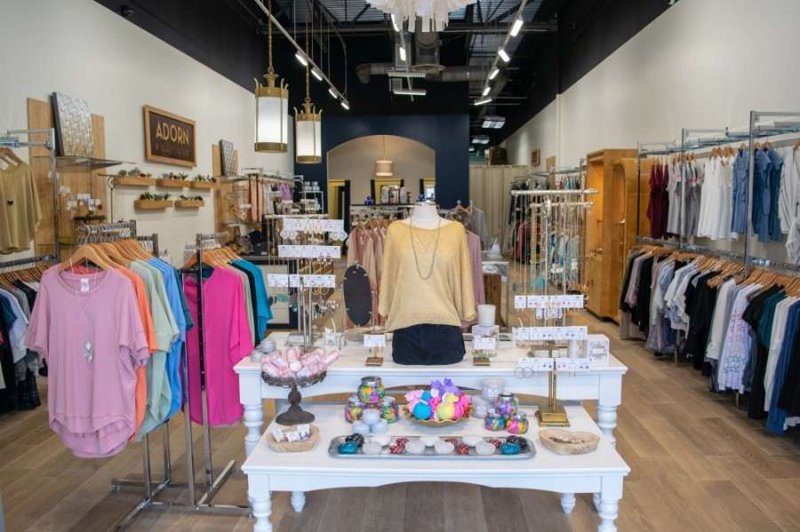 Adorn Boutique has Austin locations in Lakeway, Bee Cave and West Lake Hills as well as a location in Waco. (Courtesy Adorn Boutique)