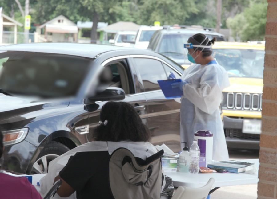 Free coronavirus testing at CommUnityCare Health Centers