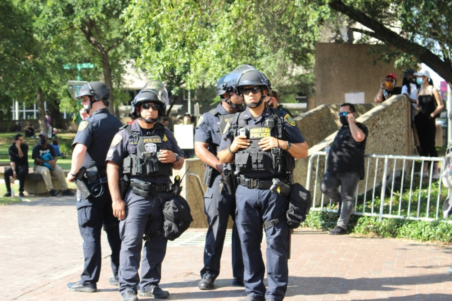 Houston City Council members have called for a slate of Houston Police Department reforms. (Nola Valente/Community Impact Newspaper)