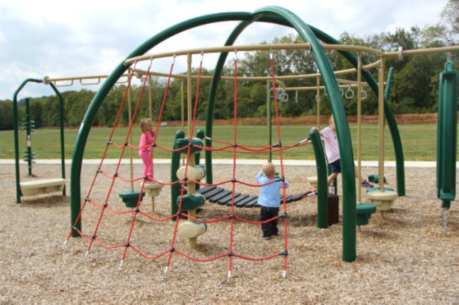 The city is reopening playgrounds beginning June 11. (Courtesy city of Brentwood)