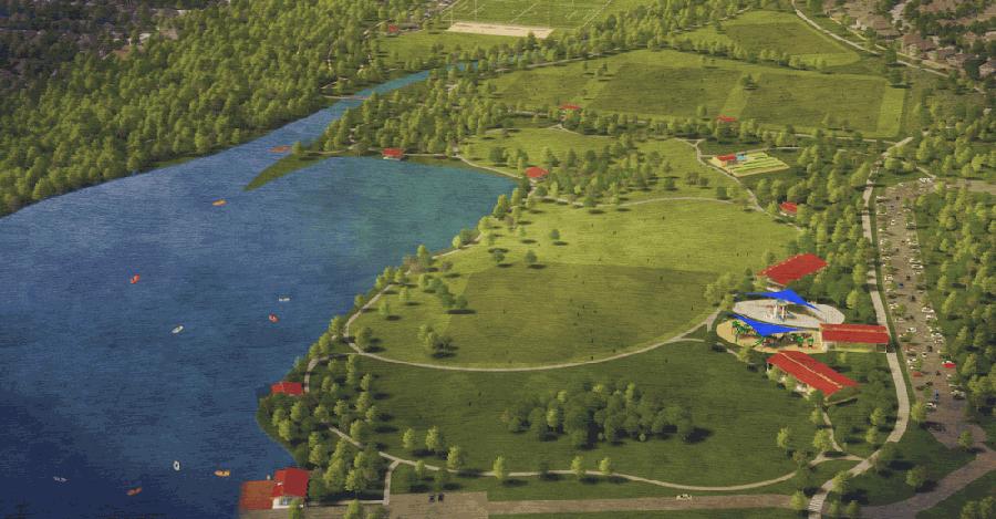 park-rendering