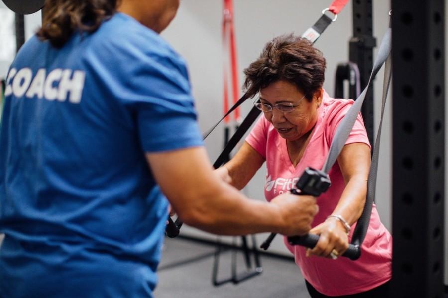 Fit Body Boot Camp Richardson coaches clients of all ages. (Courtesy Fit Body Boot Camp Richardson)