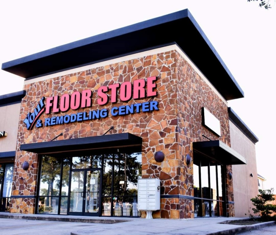 Located at 8620 Spring Cypress Road, Ste. A, Spring, the business offers a variety of services and products for both residential and commercial spaces. (Courtesy Your Floor Store & Remodeling Center)
