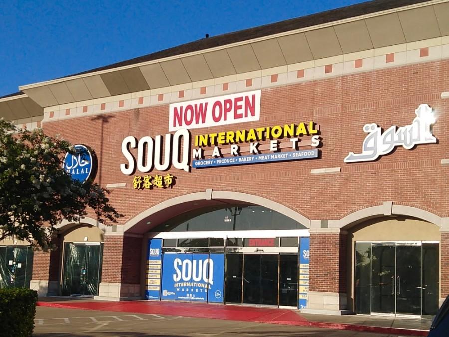 Souq International Markets