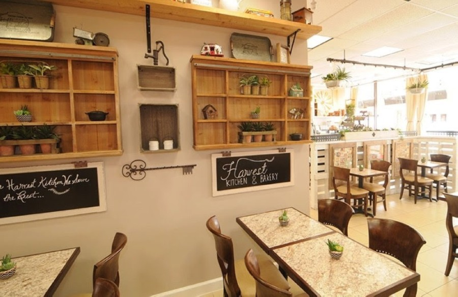 Harvest Kitchen & Bakery is now open. (Courtesy Ken Osborn)