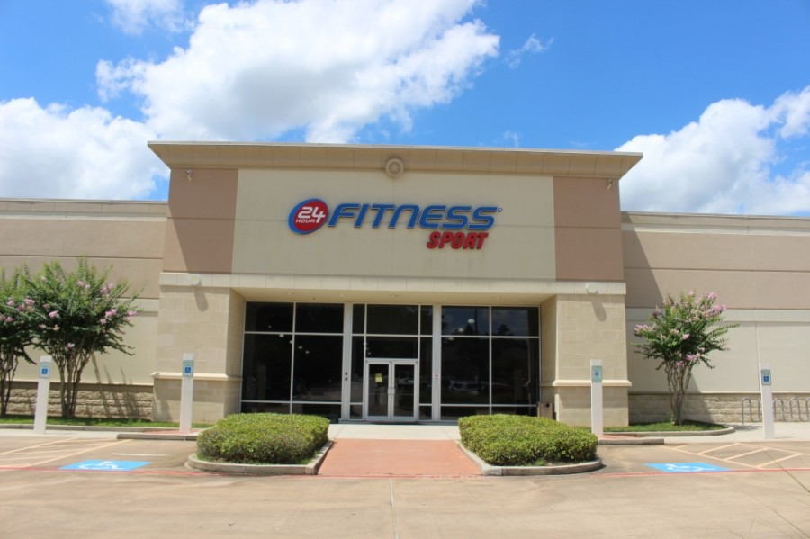 "24 Hour Fitness announced June 15 the company has filed for bankruptcy as a result of the ""devastating effects"" of the COVID-19 pandemic. (Kelly Schafler/Community Impact Newspaper)"