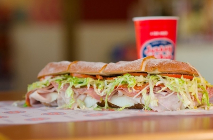Jersey Mike's Subs will partner with the Round Rock Area Serving Center during its grand opening celebration and will collect donations for RRASC from July 1-5. (Courtesy Jersey Mike's Subs)