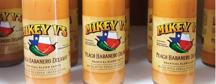 Mikey V's Hot Sauce Shop is relocating on the Georgetown Square. (Community Impact Newspaper staff)