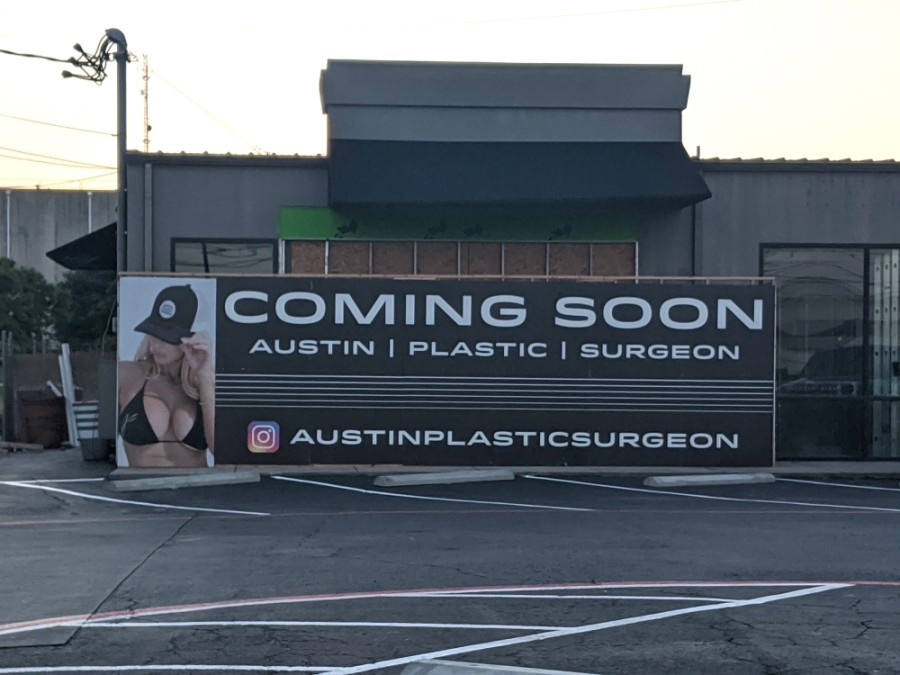 Austin Plastic Surgeon coming soon