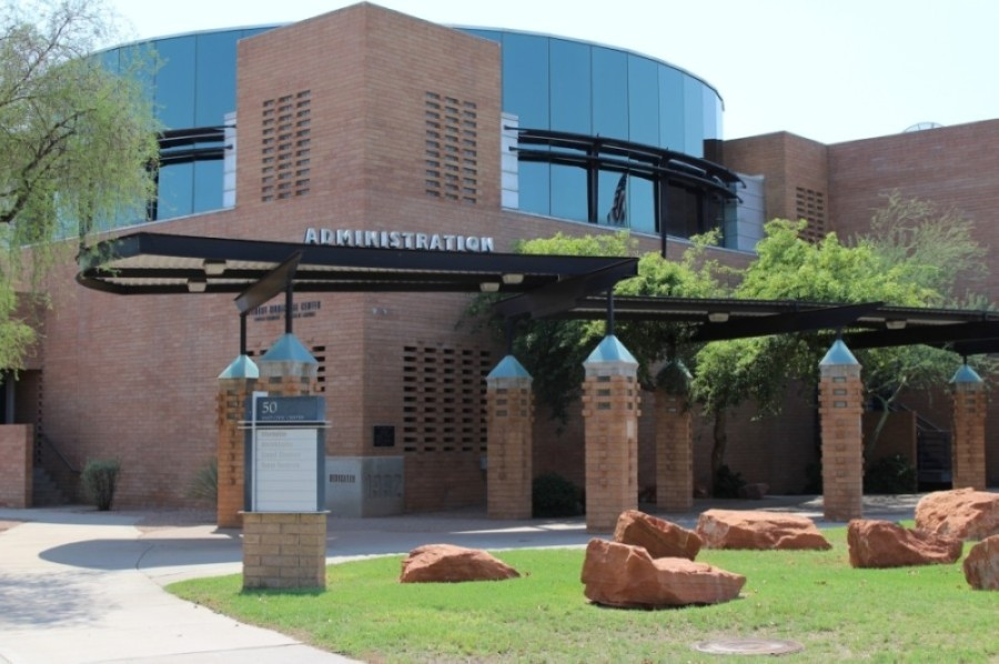 The Gilbert Town Council passed its budget and property tax levy for fiscal year 2020-21. (Tom Blodgett/Community Impact Newspaper)