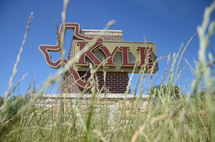 The city of Kyle has entered stage 1 of its water conservation program. (John Cox/ Community Impact Newspaper)