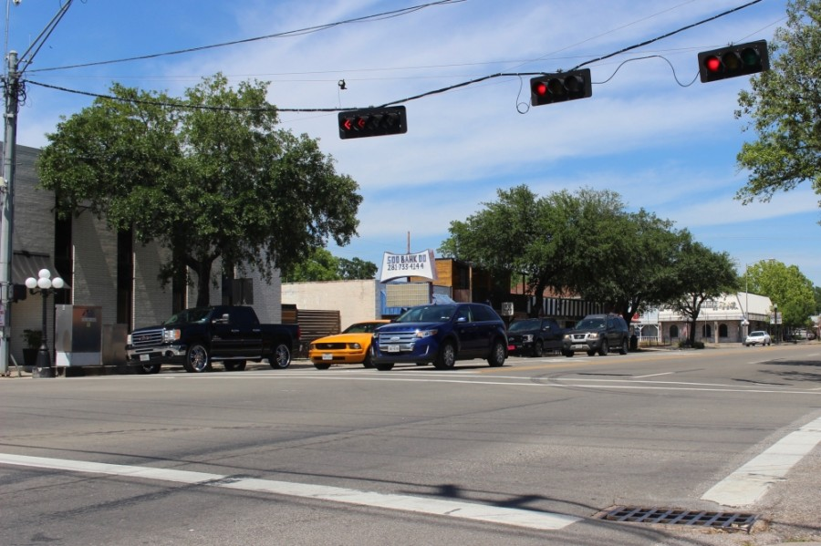 Several long-awaited projects improving FM 2920 between Business 249 and I-45 are on the books for 2022, according to Texas Department of Transportation information. (Anna Lotz/Community Impact Newspaper)