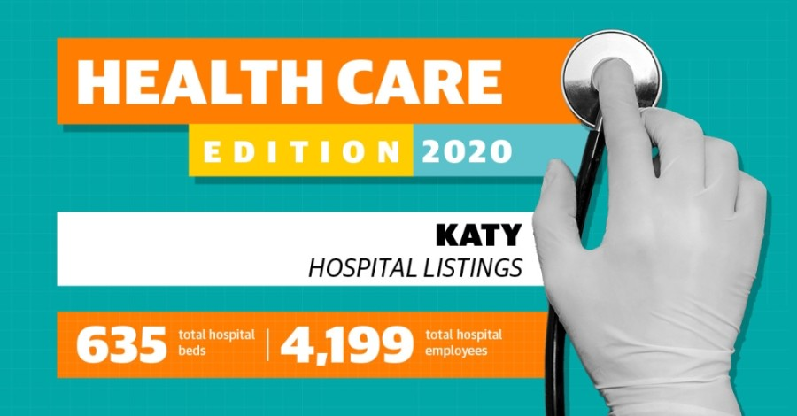 Each year, our staff puts together a list of Katy-area hospitals in the area for our Health Care Directory. (Community Impact staff)
