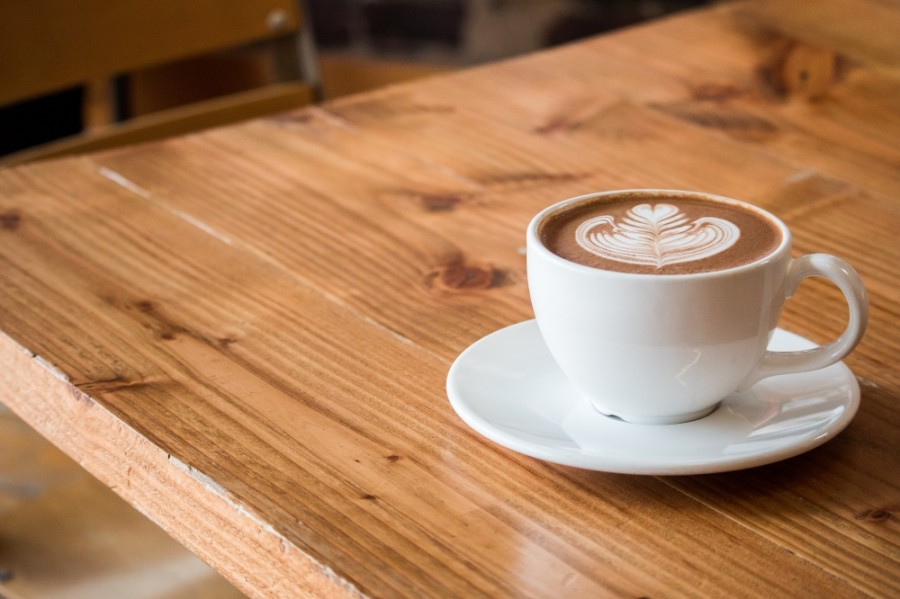 The coffee shop opened in early June. (Courtesy Pexels)