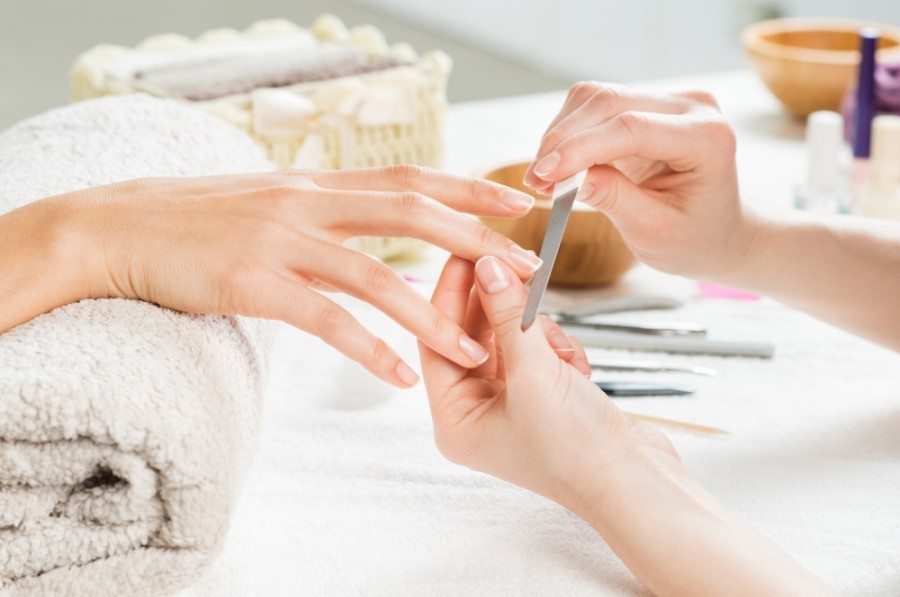 Hutto Nails offers manicures and pedicures, artificial nails, waxing and threading services. (Courtesy Fotolia)