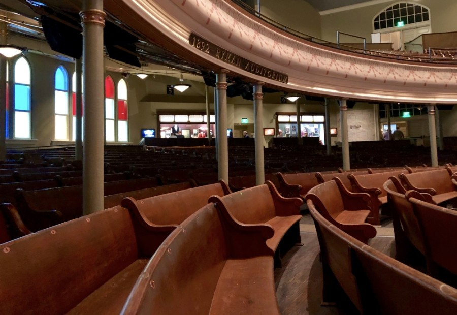 Ryman Auditorium and Grand Ole Opry House will resume daytime tours later this week. (Dylan Skye Aycock/Community Impact Newspaper)