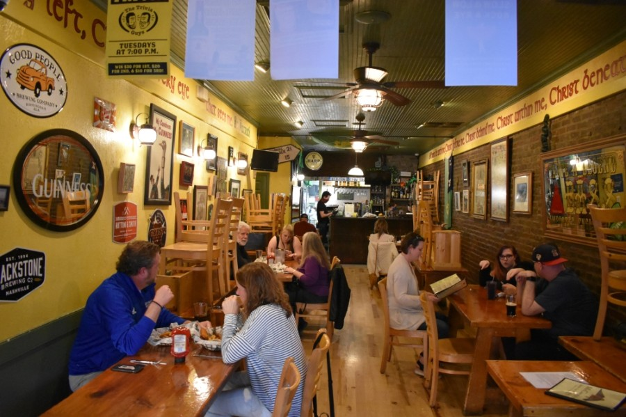 McCreary's first opened in 2002. (Alex Hosey/Community Impact Newspaper)