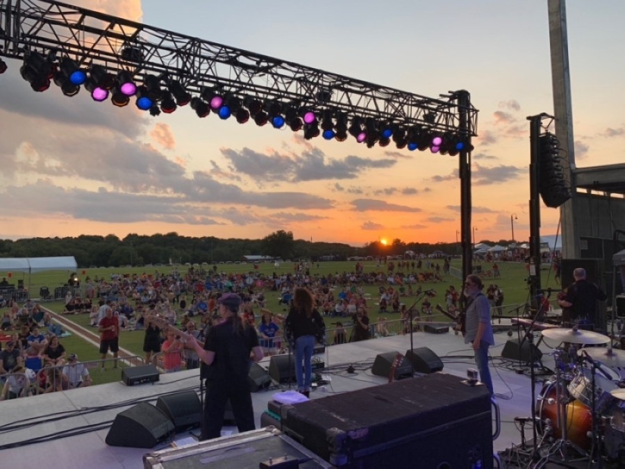 """The organizers of Tailgates & Tunes believe in the power of connection, the importance of coming together as a community and are committed to creating opportunities for live music to be enjoyed in a safe environment,"" the release read. (Courtesy city of Hutto)"