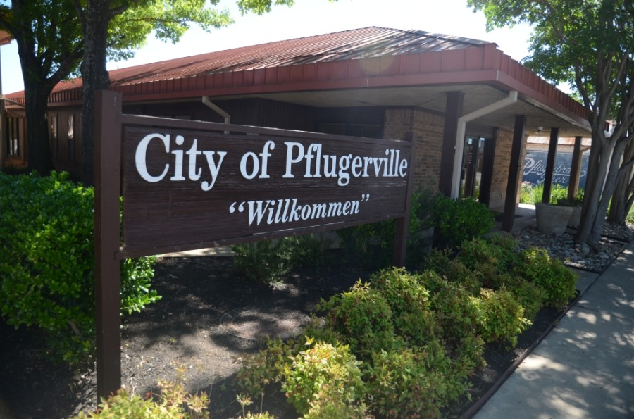 "Per language included in the ordinance, ""the City of Pflugerville acknowledges that the history of discrimination in the United States of America continues to affect the privilege and/or lack of opportunity for people in the City."" (John Cox/Community Impact Newspaper)"