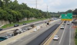 I-440 roadway