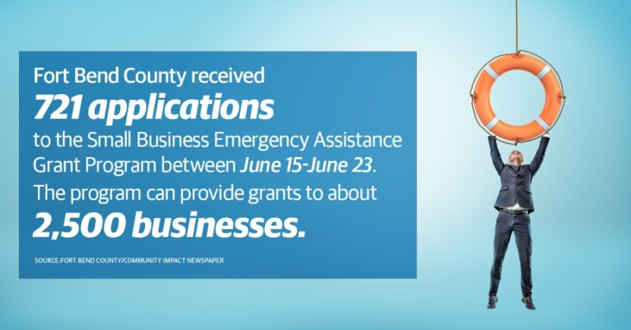 Fort Bend County COVID-19 Small Business Emergency Assistance Grant Program