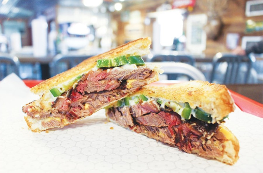 With a larger kitchen at its new location, The Meating Place BBQ & Bakery will be able to add new menu items. (Anna Lotz/Community Impact Newspaper)