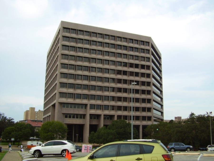 The Texas Education Agency, the headquarters for which are located in the William B. Travis building in downtown Austin, issued updated guidance to school districts around the state June 23. (Courtesy Wikimedia Commons)