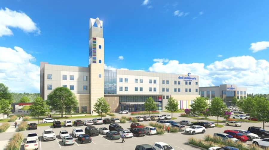 Children S Hospitals To Change Landscape Of Pediatric Care For Greater Williamson County Community Impact Newspaper
