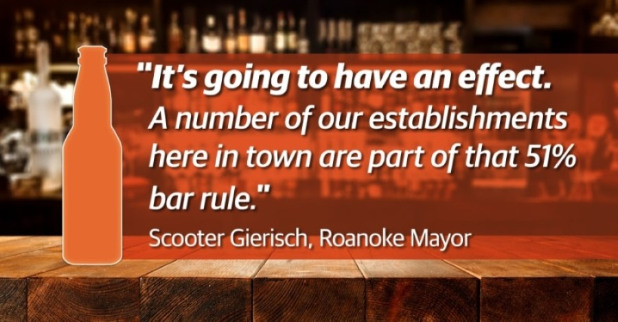An executive order by Gov. Greg Abbott requires the closure of all bars in the state by noon on June 26. (Katherine Borey/Community Impact Newspaper)