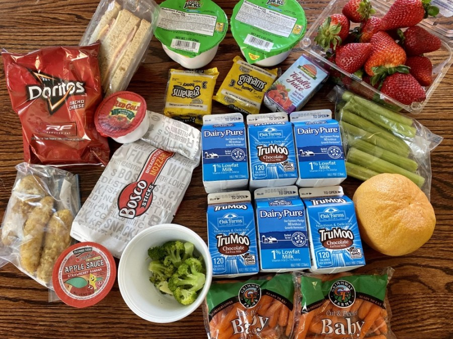 Klein ISD offers meal kits to children under the age of 18 on Mondays and Thursdays from 10:30 a.m.-12:30 p.m until July 30. (Courtesy Klein ISD)