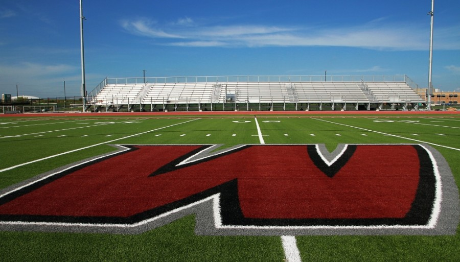 Weiss High School football field