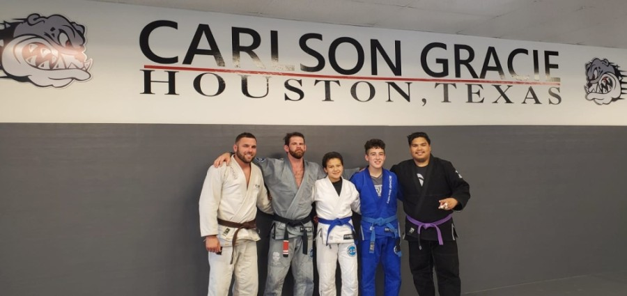 The new facility is located at 1210 S. Frazier St., Conroe. (Courtesy Carlson Gracie Houston)