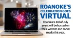 The city has partnered with a professional production company to create an entirely virtual holiday event called Roanoke's Virtual 3rd of July.  (Katherine Borey/Community Impact Newspaper)