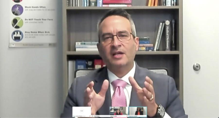 Austin-Travis County interim Health Authority Dr. Mark Escott (Courtesy Austin Public Health)