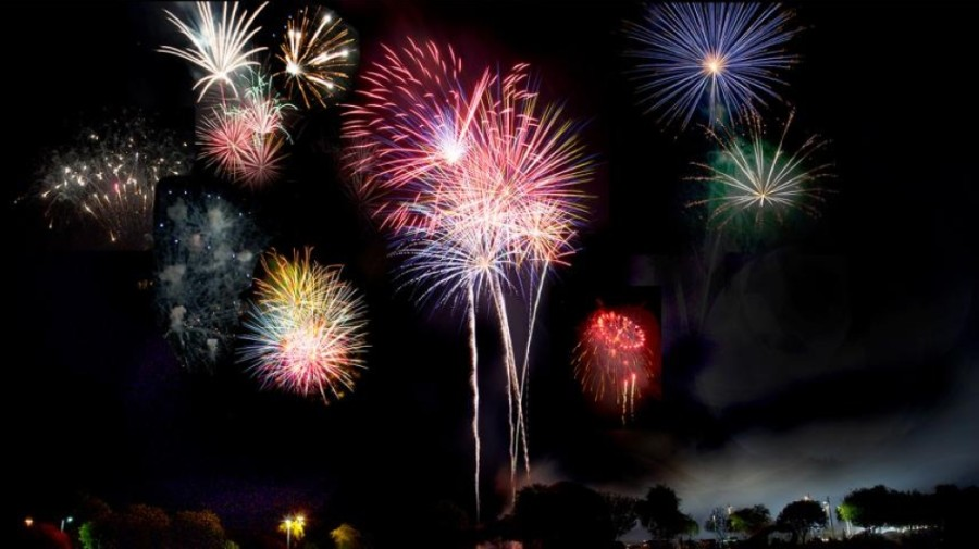 Signorelli Co., the developer of Valley Ranch, is pushing forward with its July 4 fireworks display despite increasing counts of coronavirus cases. (Courtesy city of Chandler)