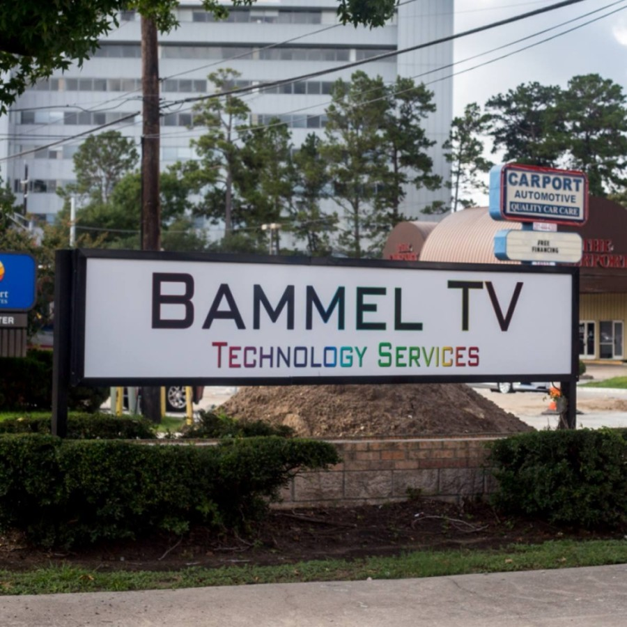 Bammel TV Technology Services, a family-owned electronics repair service, celebrated 25 years of business at 14530 Walters Road, Houston on June 1. (Courtesy Bammel TV Technology Services)