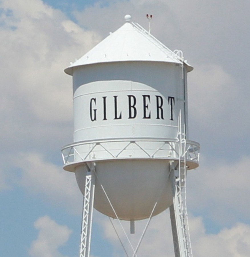 Gilbert Water Tower