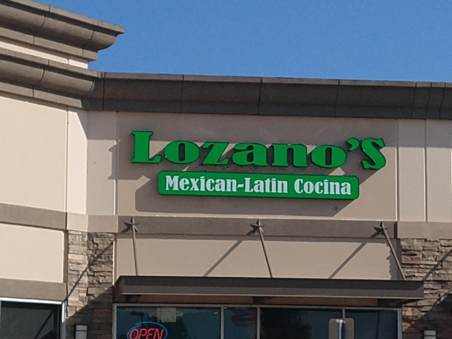 Lozano's Mexican-Latin Cocina opened May 5 at 1251 Pin Oak Road, Katy. (Susan Rovegno/Community Impact Newspaper)