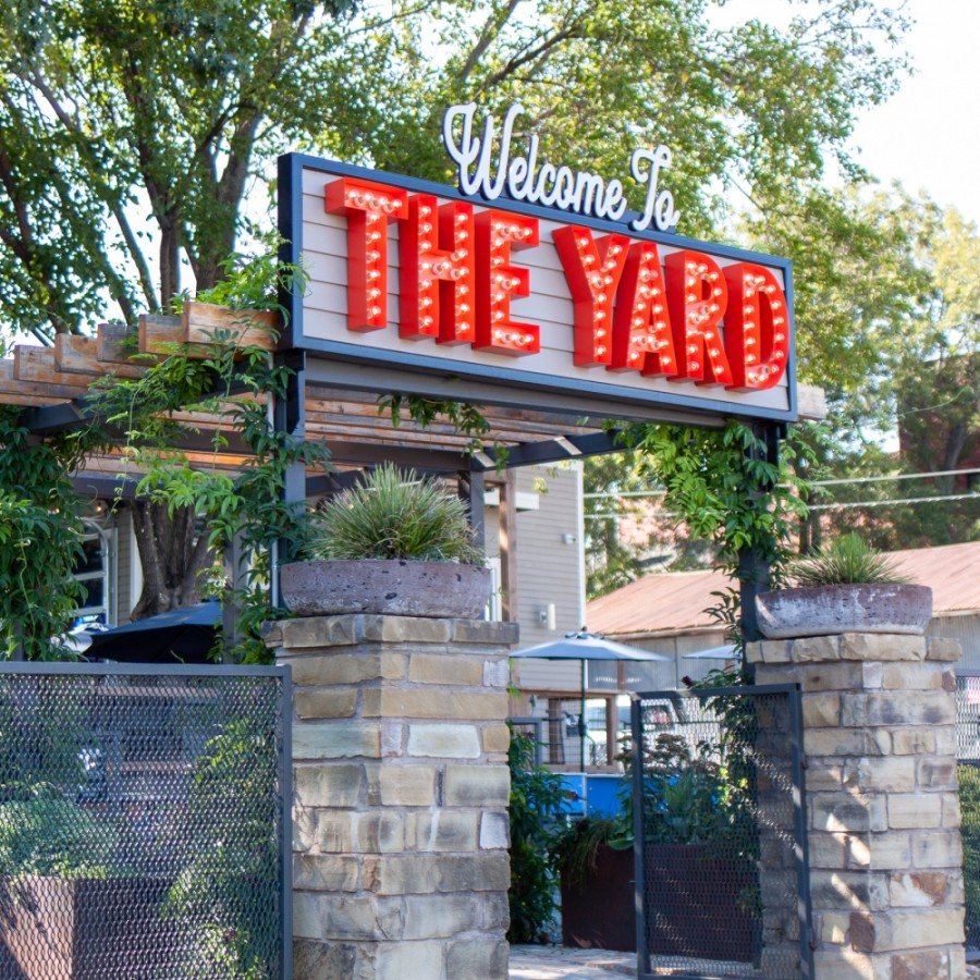 The Yard sits on roughly an acre of open space in McKinney. (Courtesy The Yard)