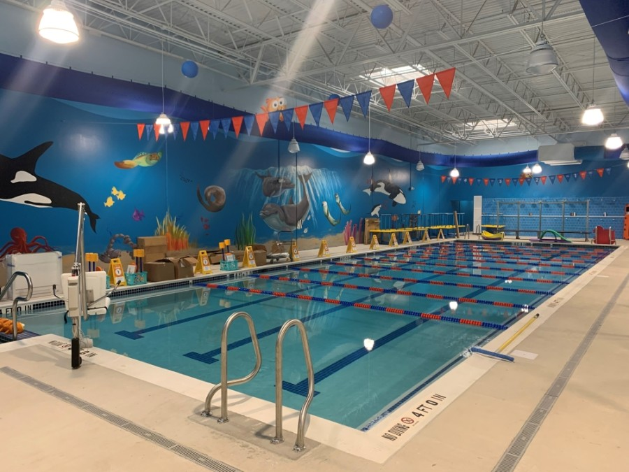 Goldfish Swim School of Sugar Land will open July 7. (Courtesy Goldfish Swim School)