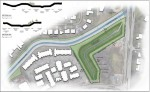 Construction on a project that will add a stormwater detention basin at Willow Waterhole Bayou is set to begin. (Courtesy Harris County Flood Control District)