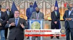Houston Mayor Sylvester Turner announces a partnership between the city, Harris County and a team of nonprofits to address chronic homelessness at a July 1 press conference. (Screenshot courtesy Zoom)