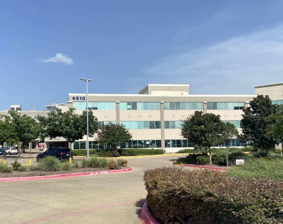 Community Health Clinic has relocated to a larger space near Medical City McKinney. (Courtesy Community Health Clinic)