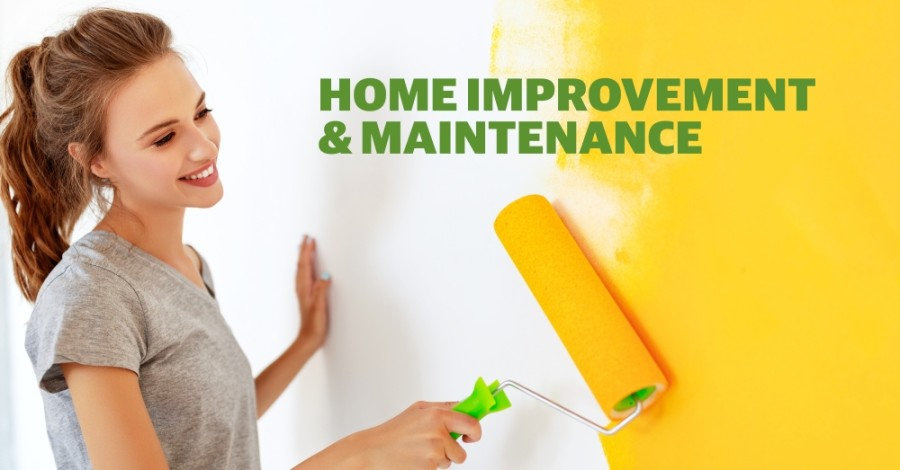 As homeowners have spent more time at home this year amid stay-home orders and business closures, here are a few simple projects to consider doing to give a home a facelift. (Courtesy Adobe Stock)